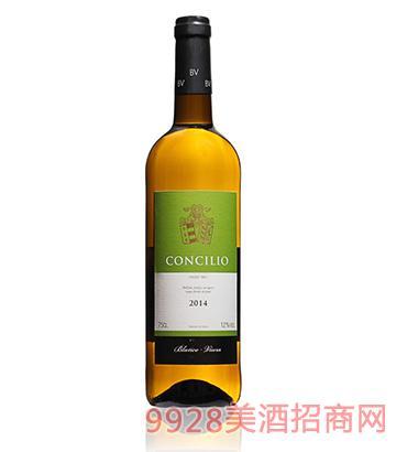 康西奥白葡萄酒