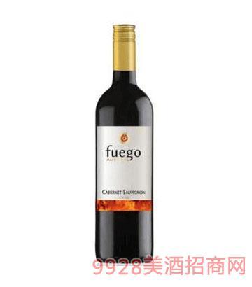 福果奥斯特赤霞珠干红葡萄酒