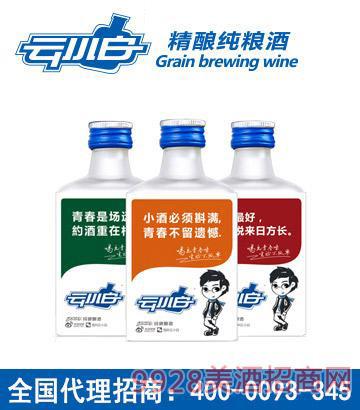 云小白mini版100ml单瓶酒