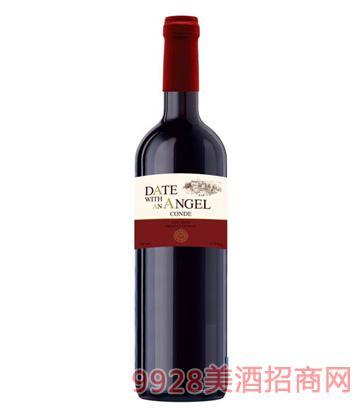 雅卓伯爵干红葡萄酒