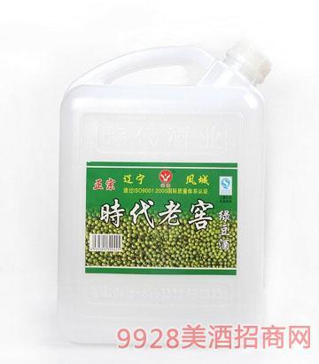 50度时代老窖绿豆酒 4500ml