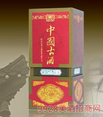 中国古酒(珠红盒)