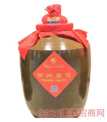 渝州原浆陶坛定制酒
