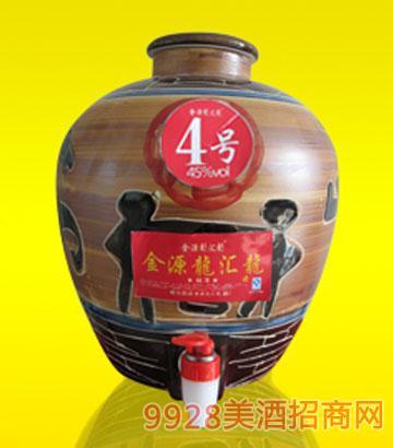 龙汇龙坛酒4号45度