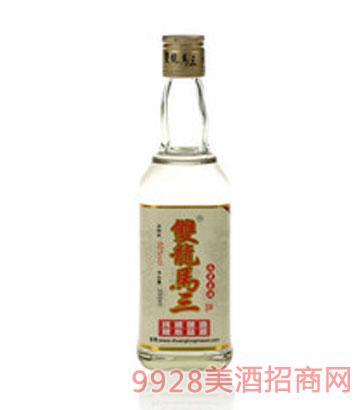 哈尔滨双龙马山瓶装白酒
