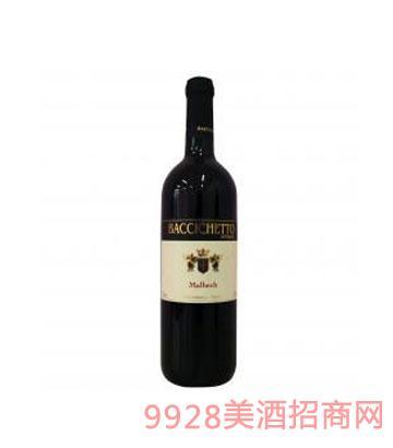 2011馬爾貝克紅葡萄酒