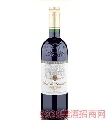 法国安东尼公爵酒庄珍藏佳丽酿干红葡萄酒