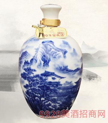 10年窖藏酒(高山流水)