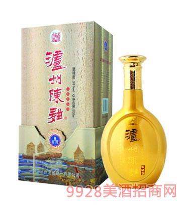 泸州陈曲鉴藏8酒