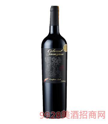 嘉伦多兄弟酒庄百年老树赤霞株2009葡萄酒