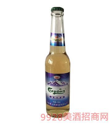 嘉士伯冰纯啤酒10°P330ml