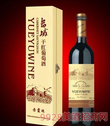 长城干红葡萄酒赤霞珠