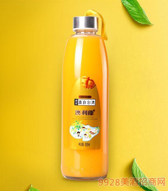 芒果汁饮料920ml