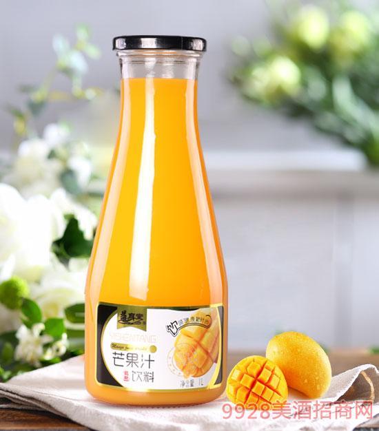 芒果汁饮料1L