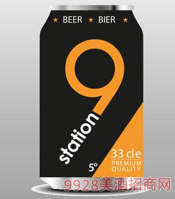 荷兰原瓶原装进口狮得森啤酒包装听