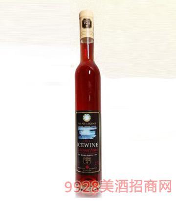 枫叶传奇品丽珠冰红葡萄酒