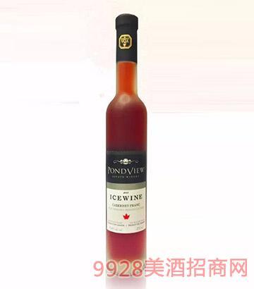 邦得唯优品丽珠红葡萄酒2014