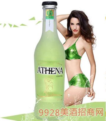雅典娜青柠味朗姆鸡尾酒
