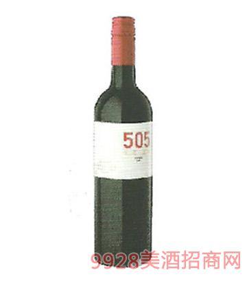 505马尔贝克干红葡萄酒