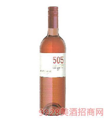505桃红葡萄酒