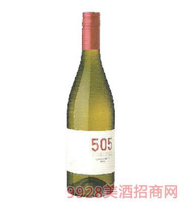 505霞多丽干白葡萄酒
