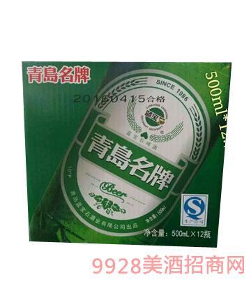 青岛啤酒500ml