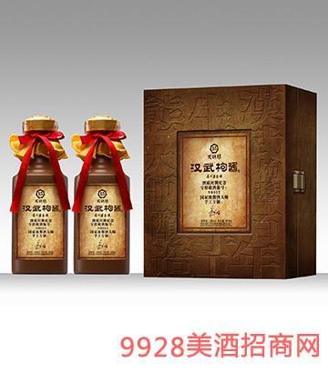 汉武枸酱15年酒