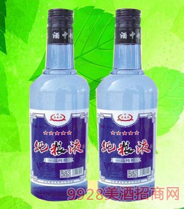 纯粮液酒500ml