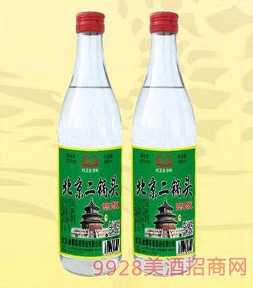 北京二锅头陈酿500ml大白瓶酒