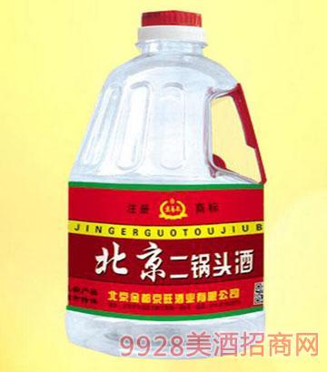 北京二锅头56度2L桶装酒