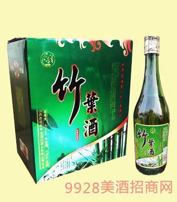 杏亨竹葉青酒