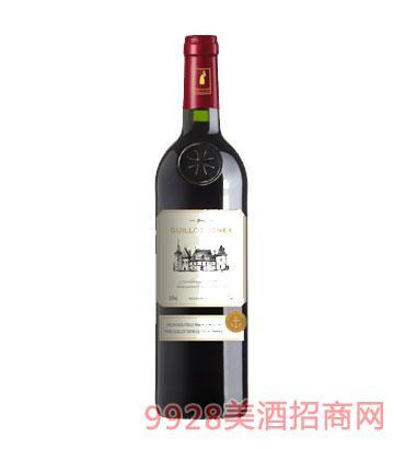 法国吉洛琼斯红葡萄酒2012
