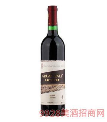 中糧長城干紅葡萄酒750ml