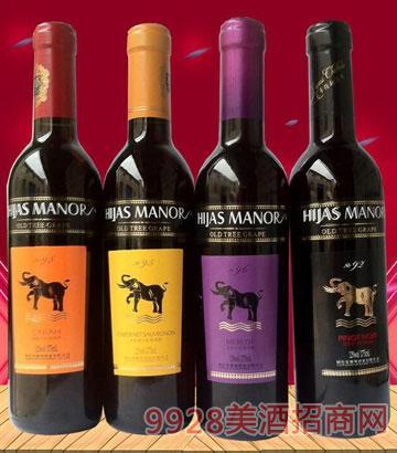 希雅斯小象葡萄酒375ml