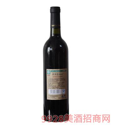 歌曼尼典藏红酒750ml