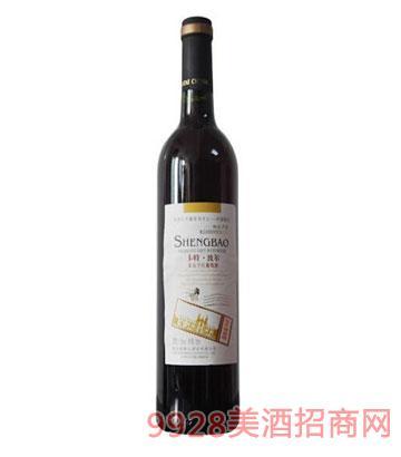 卡特波尔红葡萄酒750ml