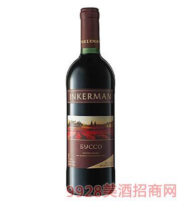 克里米亚布索红葡萄酒