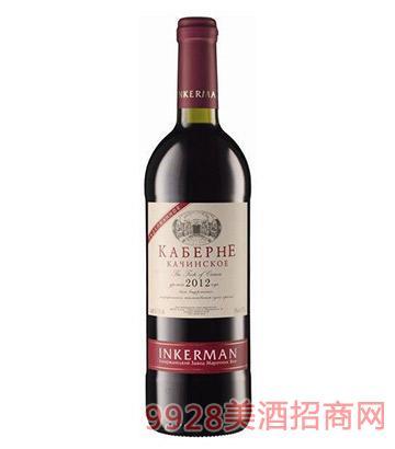 赤霞珠窖藏红葡萄酒