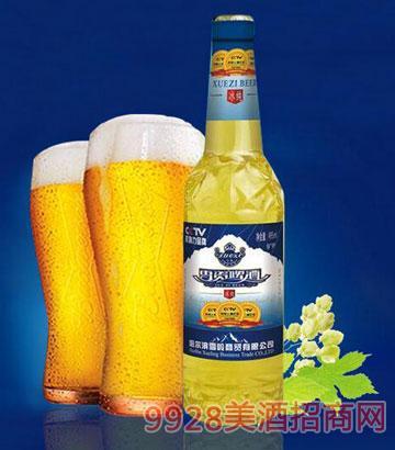 哈尔滨罐装雪资啤酒330ml
