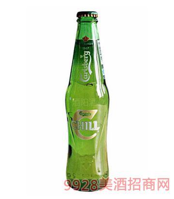 嘉士伯啤酒330ml