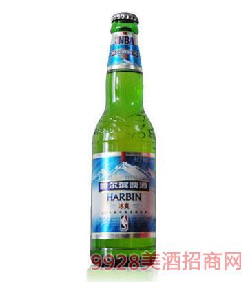 哈尔滨冰爽啤酒