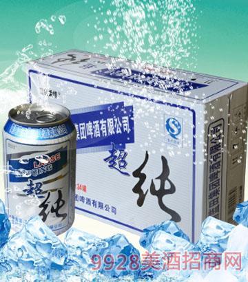 320mlx24罐 蓝色柔情超纯啤酒