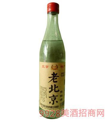 老北京陈酿酒