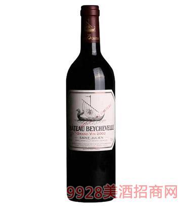 Chateau-Beychevelle-大龙船葡萄酒