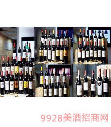 1855分级61支套装葡萄酒