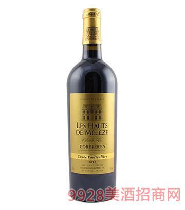 法国进口红酒2013(金)