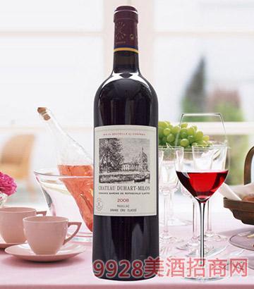 都厦美隆正牌干红葡萄酒