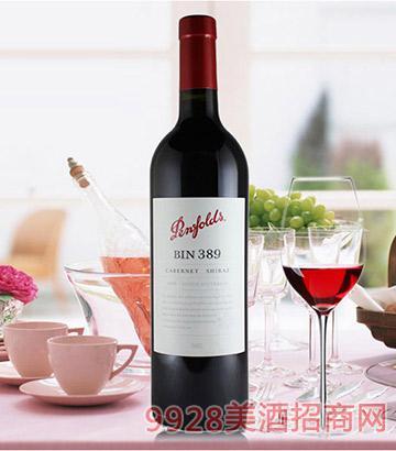 奔富Bin389干红葡萄酒