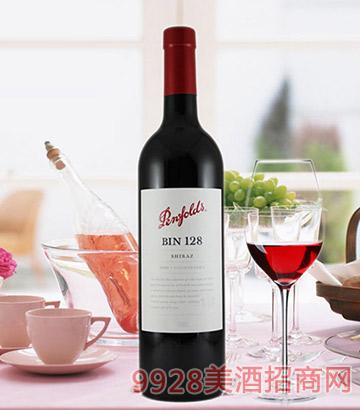 澳洲进口红酒-奔富Bin128干红葡萄酒