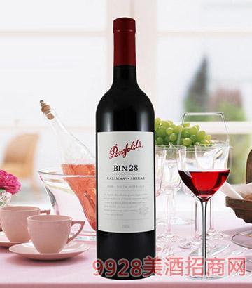 澳洲进口红酒-奔富Bin28干红葡萄酒
